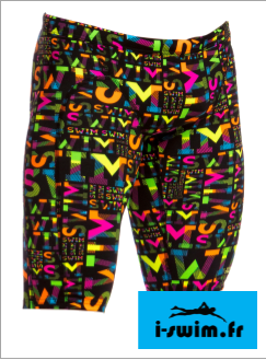 Jammer de natation funky trunks night swim