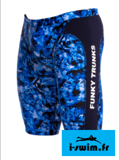 Jammer de natation funky trunks predator freeze