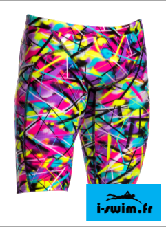 Jammer de natation funky trunks spray on