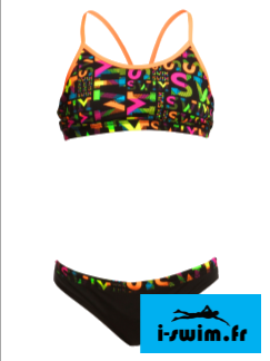 Maillot de bain funkita filles night swim2