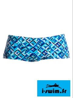 Maillot de bain natation funky trunks classic ice attack