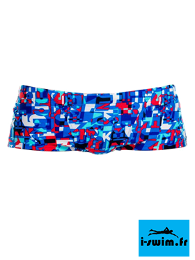 Maillot de bain natation homme funky trunks classic trunk trunk team