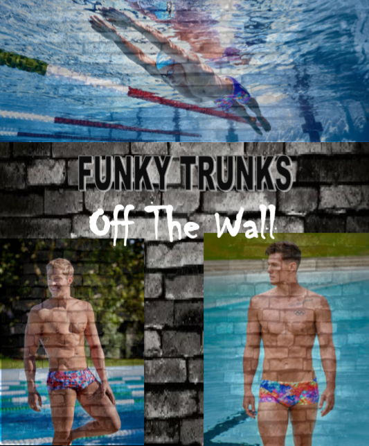 Affiche funky trunks off the wall octobre