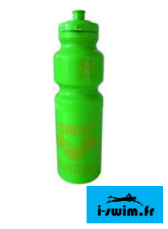 ARENA WATER BOTTLE GREEN BRIGHT YELLOW