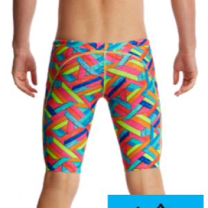 Jammer de natation funky trunks garcon panel pop1
