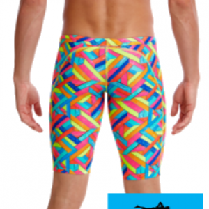 Jammer de natation funky trunks homme panel pop1