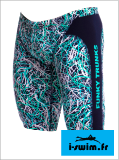 Jammer de natation funky trunks so vane