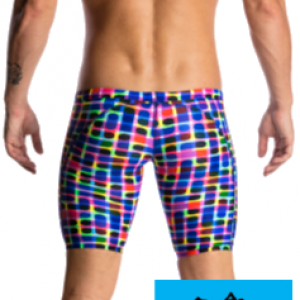Jammer natation funky trunks inked2