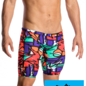 Jammer natation funky trunks street beat1