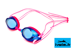 Lunettes de natation funkita funkytrunks training machine eye candy