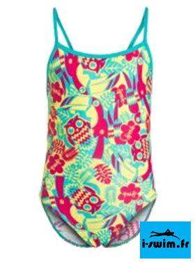 Maillot de bain enfant fillette speedo bird buddies