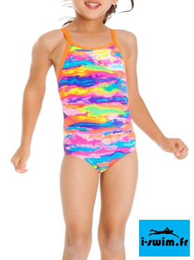 Maillot de bain enfant funkita hot wash
