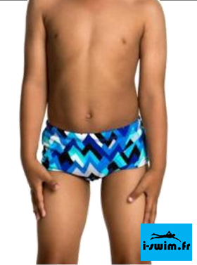 Maillot de bain enfant funky trunks peak performance