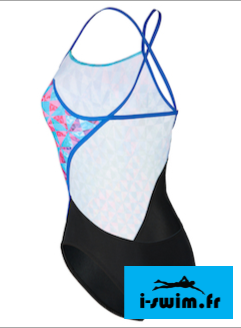 Maillot de bain femme mp michael phelps chrystal open back1