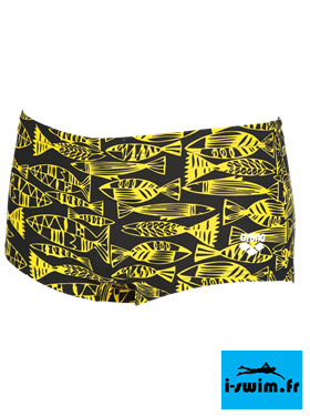 Maillot de bain homme arena fisk yellow