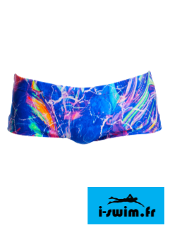 Maillot de bain homme classic trunk funky trunks marble moon