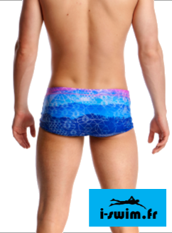 Maillot de bain homme classic trunk funky trunks mount up2