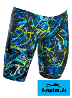 Maillot de bain homme jammer funky trunks midnight marble