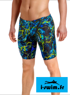 Maillot de bain homme jammer funky trunks midnight marble1