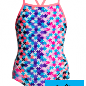 Maillot de bain natation funkita junior party pieces