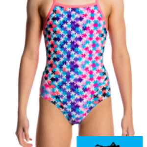 Maillot de bain natation funkita junior party pieces1