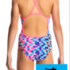 Maillot de bain natation funkita junior party pieces2