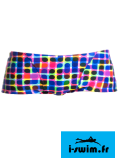 Maillot de bain natation funky trunks classic trunk inked