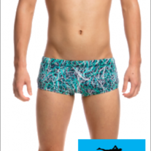 Maillot de bain natation funky trunks printed so vane1