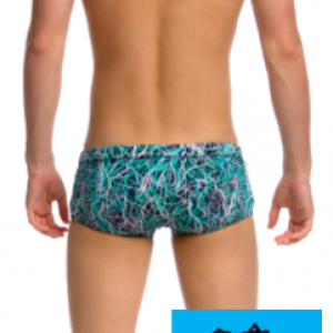 Maillot de bain natation funky trunks printed so vane2