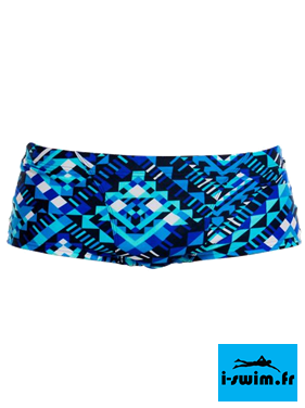 Maillot de bain natation homme funky trunks classic trunk speed boxer