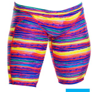 Maillot de bain natation homme funky trunks jammer crystal wave 1