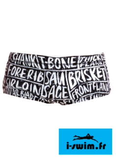 Maillot de bain natation junior funky trunks printed trunk ibeefed