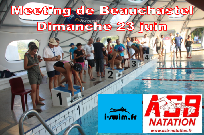 Meeting beauchastel 2019