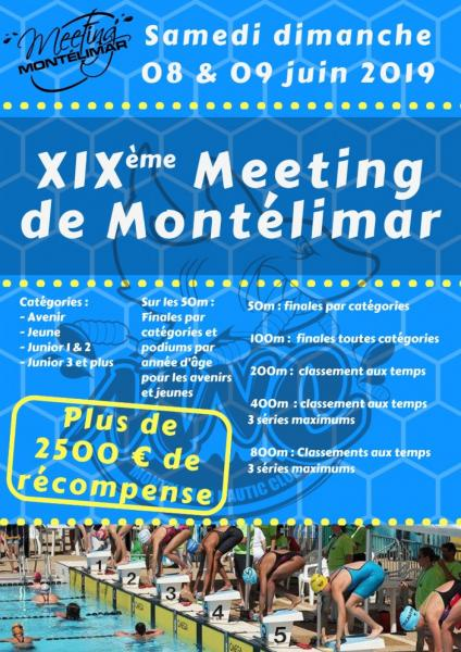 Meeting de montelimar