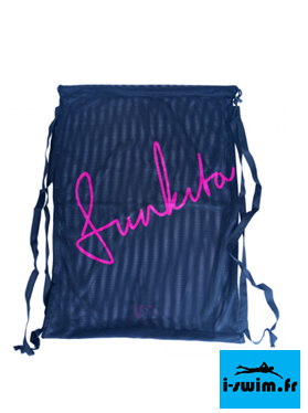FUNKITA MESH BAG STILL BLACK