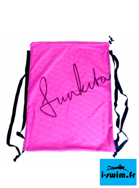 Mesh bag funkita still pink