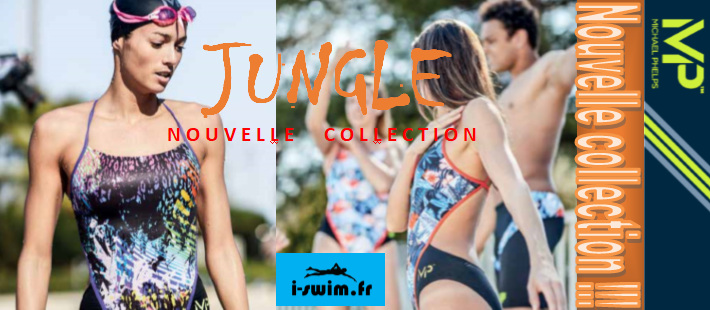 Nouveau maillots de bain femme homme mp michael phelps jungle collection 2018