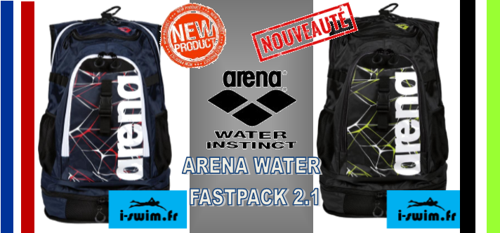 Nouveaute arena water fastpack 2 1
