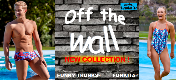 Nouvelle collection funky trunks funkita octobre 2018 off the wall