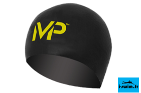 MP RACE CAP BLACK YELLOW